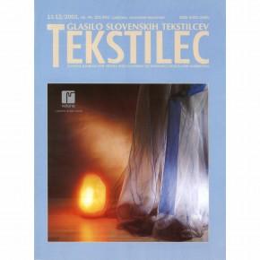 Tekstilec 11–12/2001