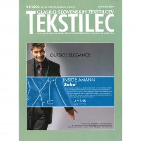 Tekstilec 5–6/2003