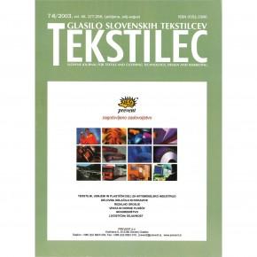 Tekstilec 7–8/2003