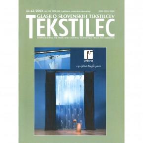 Tekstilec 11–12/2003