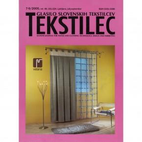 Tekstilec 7–9/2005