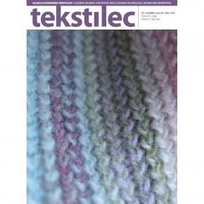 Tekstilec 10–12/2009